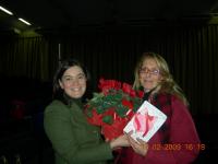Le professoresse delle classi premiate: S.M.S. Verdi di Roma